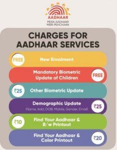Csc Aadhar Work Start