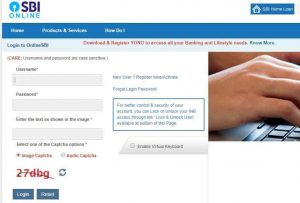 SBI Bank Account Online