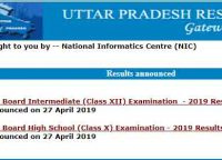 UP Board 10th or 12th Result Verification & Marksheet Download