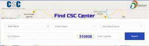 csc center find 1 CSC Locator