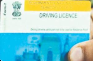 dl Driving License Online Apply
