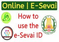 Tnesevai resident login, tn e sevai, tn e sevai application status Check