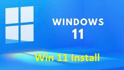 Windows 11 install Windows 11 Install compatibility