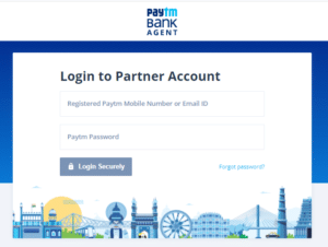 how to login paytm payment bank bc agent Paytm BC Agent